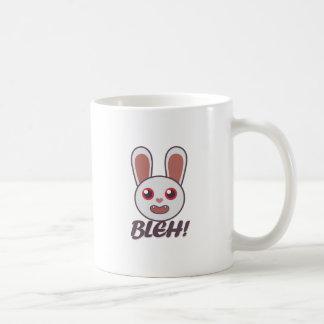 Bleh Rabbit Coffee Mug