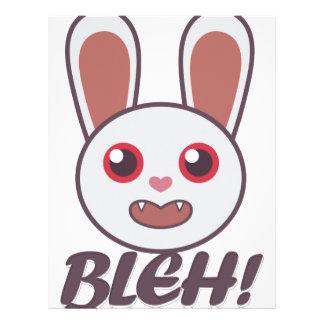Bleh Rabbit Letterhead