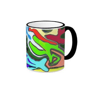 Blend Multicolor Coffee Mug