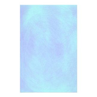 Blended Blue Background Stationery