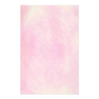 Blended Pink Blends Background Stationery