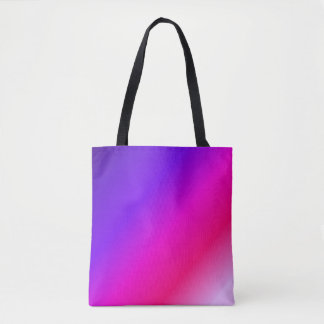 Blended Purple and Pink Tote Bag