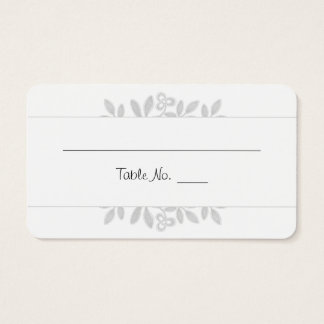 Blended Wedding Collection Escort Cards