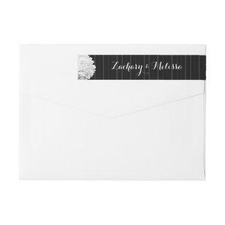 Blended Wedding Collection Return Label
