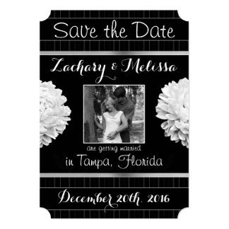 Blended Wedding Collection Save the Date Card
