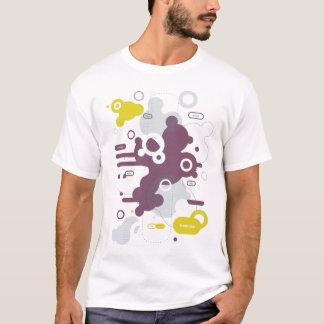 Blender - Urban Alien Graffiti T-Shirt