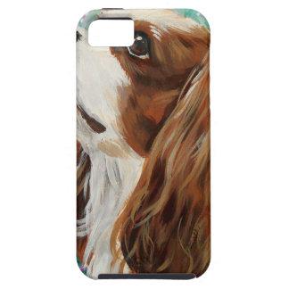 Blenheim Cavalier King Charles Spaniel iPhone SE/5/5s Case