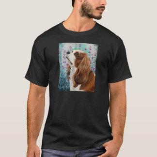 Blenheim Cavalier King Charles Spaniel T-Shirt