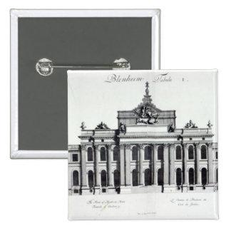 Blenheim Palace Pinback Button