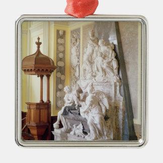 Blenheim Palace, the chapel, c.1705 Christmas Ornament