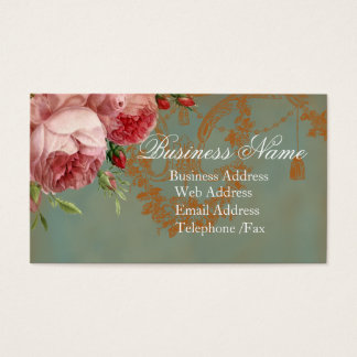 Blenheim Rose Business Card