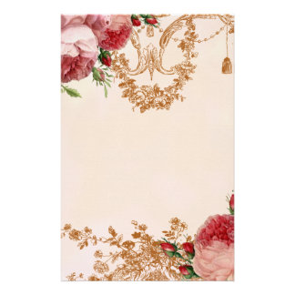 Blenheim Rose - Petal Pink - Personal Stationery