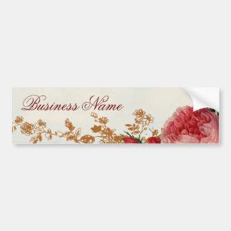 Blenheim Rose - Summer Sky Bumper Sticker