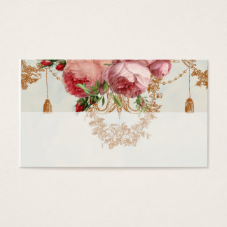 Blenheim Rose -Summer Sky - Place card