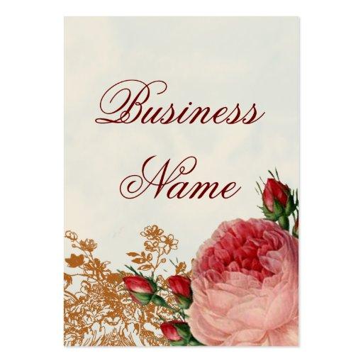 Blenheim Rose - Summer Sky -swing tag Business Cards