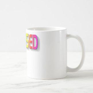 Bless Coffee Mug