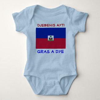 Bless Haiti infant onsie creeper