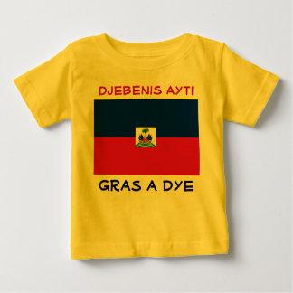 Bless Haiti infant shirt