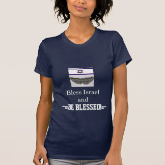 Bless Israel BE BLESSED T-shirt