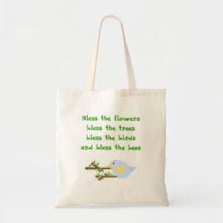 Bless the Birds.... Tote Bag