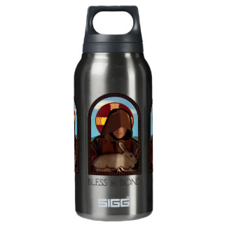 BLESS THE BOND 10 OZ INSULATED SIGG THERMOS WATER BOTTLE