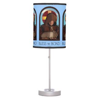 BLESS THE BOND DESK LAMP