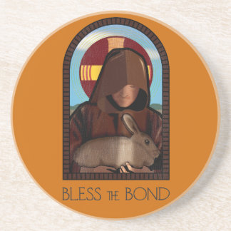BLESS THE BOND DRINK COASTERS