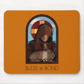 BLESS THE BOND MOUSE PAD