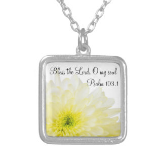 bless the Lord O my soul Mom's necklace