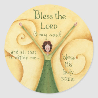 Bless The Lord - Stickers