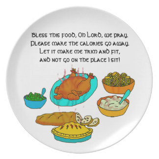bless this food plate
