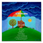 Bless This House-Blessing for the Home Poster