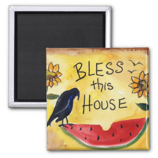 Bless This House  ~Magnet