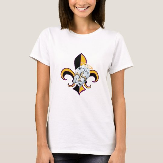 Bless You Boys Fleur de LIs T-Shirt