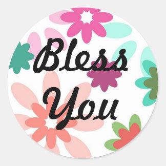 Bless You sticker