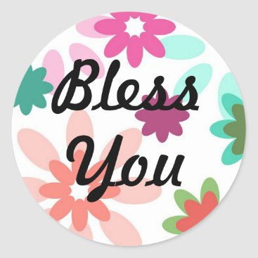 PainterPlace Bless You sticker