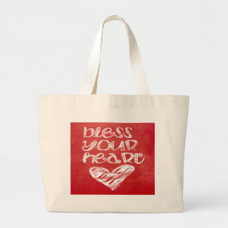 Bless Your Heart Canvas Bags