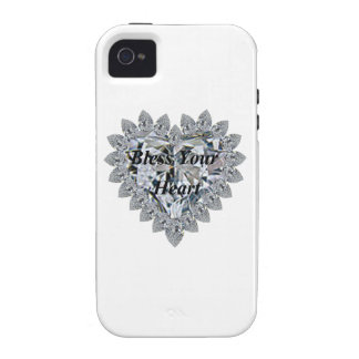 Bless Your Heart iPhone 4/4S Covers