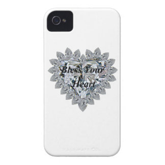 Bless Your Heart iPhone 4 Covers