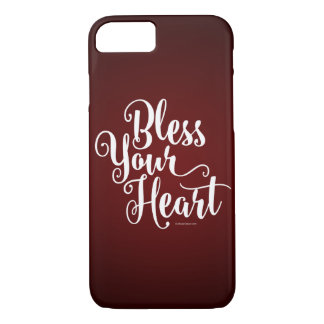 Bless Your Heart iPhone 7 Case