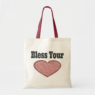 Bless Your Heart - Southern Saying Tote Bag