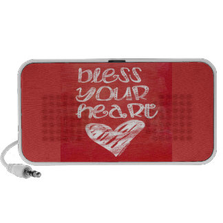Bless Your Heart iPhone Speaker