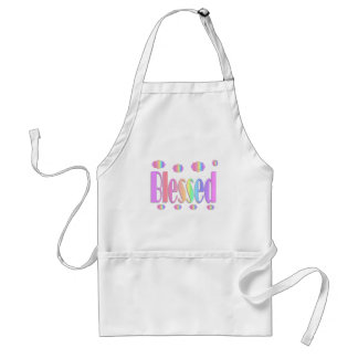 Blessed Adult Apron
