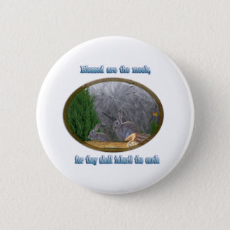 blessed are the meek button