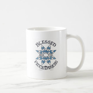 Blessed are the Piecemakers Coffee Mug