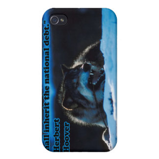 Blessed are the Young iPhone 4 Covers