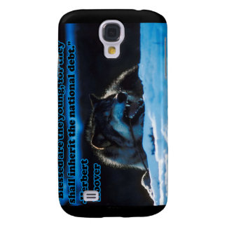 Blessed are the Young Samsung Galaxy S4 Cover