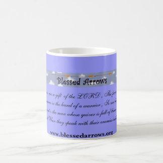Blessed Arrows Coffe Mug