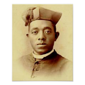 Blessed Augustus Tolton Poster