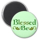 Blessed Be Fridge Magnets
